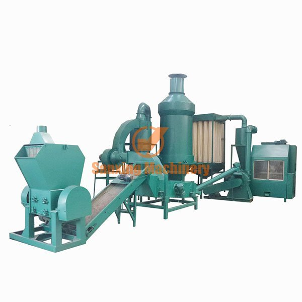 Evinronmental type copper wire crusher
